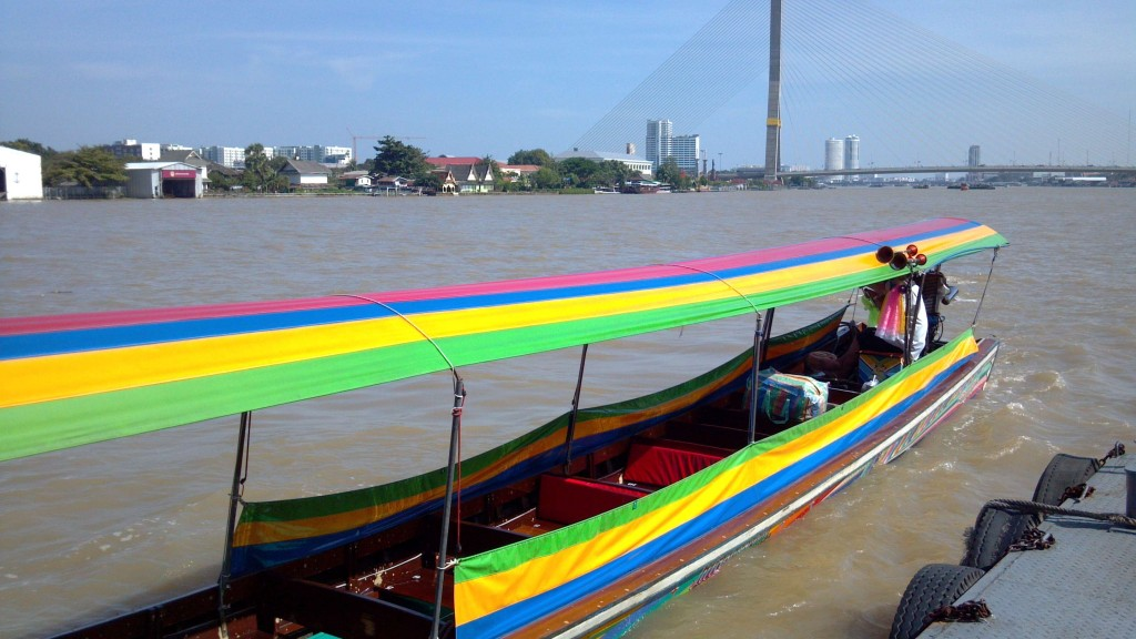 Bangkok River Tour 2